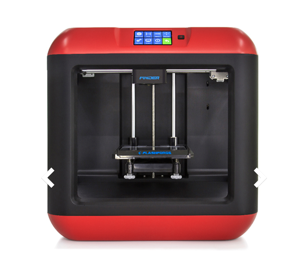 flash forge finder 3d printer