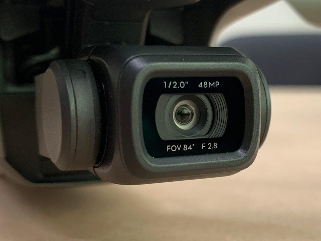マビックエア2カメラ